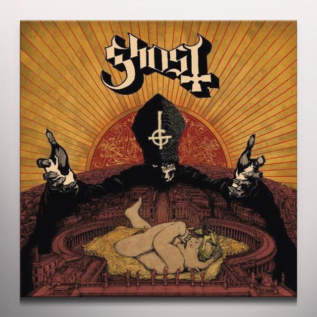 Ghost INFESTISSUMAM Vinyl Record - Colored Vinyl, Holland Import