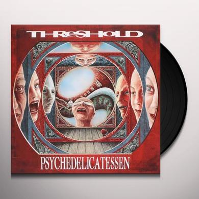 Threshold PSYCHEDELICATESSEN Vinyl Record - Holland Import