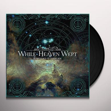 While Heaven Wept SUSPENDED AT APHELION Vinyl Record - Holland Import