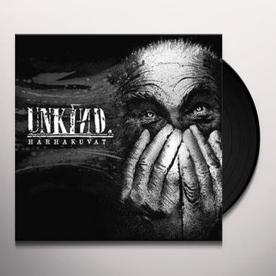 Unkind HARHAKUVAT Vinyl Record - Holland Release