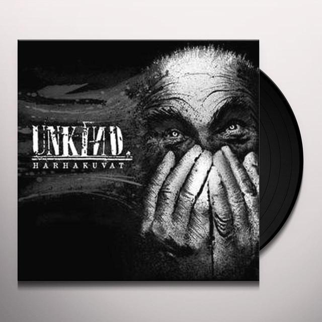 Unkind HARHAKUVAT Vinyl Record - Holland Import