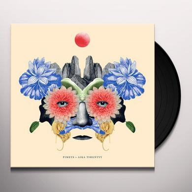 PIMEYS AIKA TIHENTYY Vinyl Record - Holland Import