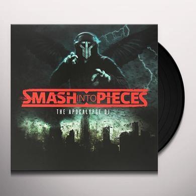 SMASH INTO PIECES APOCALYPSE DJ Vinyl Record - Holland Import