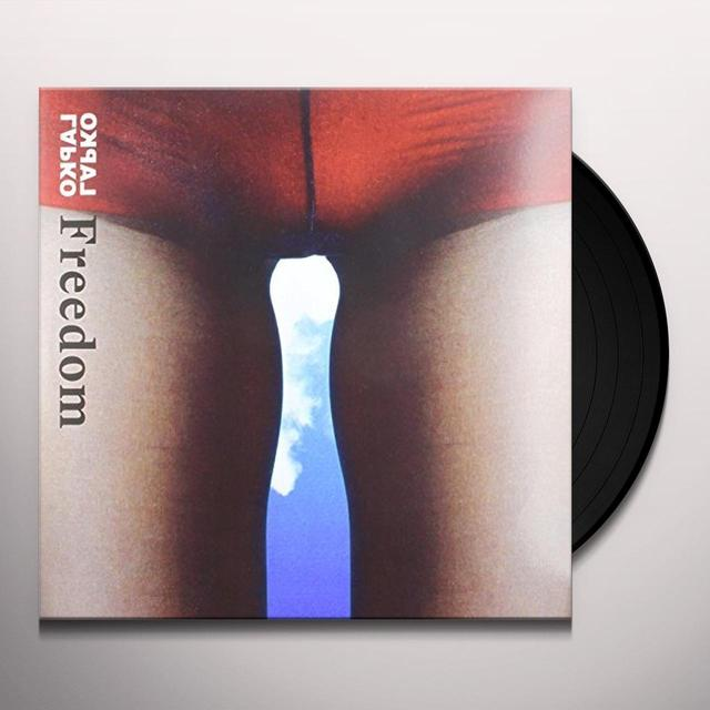 LAPKO FREEDOM (BONUS CD) Vinyl Record - Holland Release