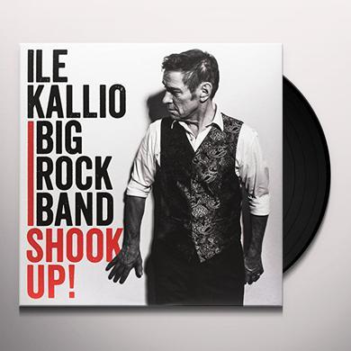 ILE KALLIO BIG ROCK BAND SHOOK UP Vinyl Record