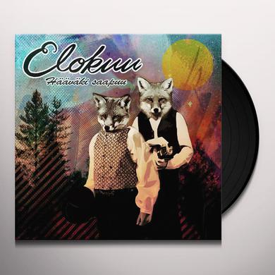 ELOKUU HAAVAKI SAAPUU Vinyl Record