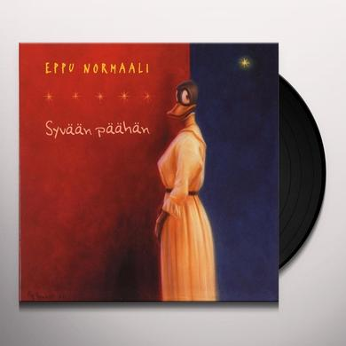 EPPU NORMAALI SYVAAN PAAHAN Vinyl Record - Holland Import