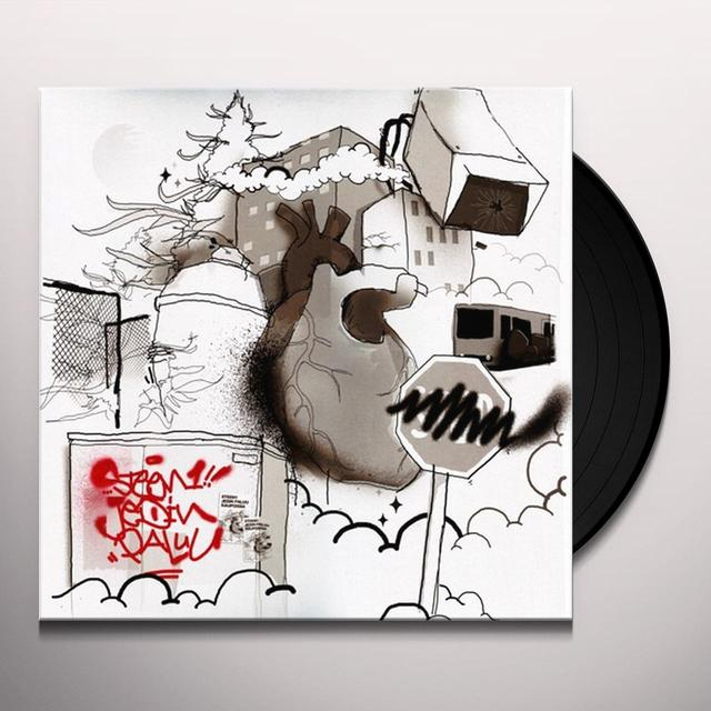 STEEN1 JEDIN PALUU Vinyl Record - Holland Import