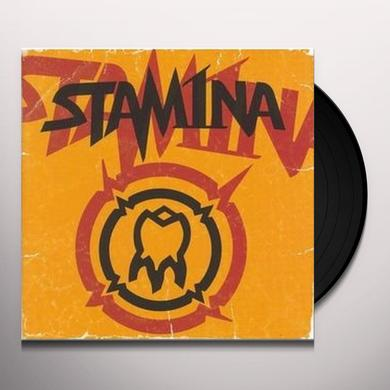 STAM1NA Vinyl Record - Holland Import