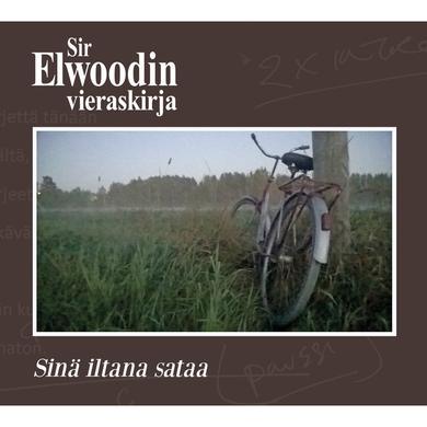 SIR ELWOODIN VIERASKIRJA SINA ILTANA SATAA Vinyl Record