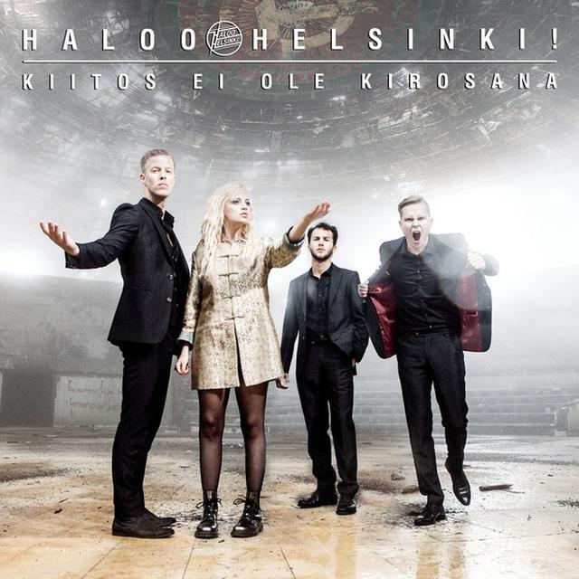 HALOO HELSINKI