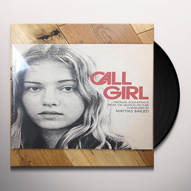 CALL GIRL / O.S.T. (HOL) CALL GIRL / O.S.T. Vinyl Record