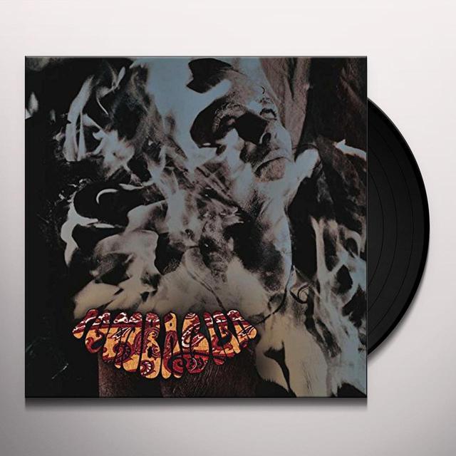 Pombagira FLESH THRONE PRESS Vinyl Record - UK Import