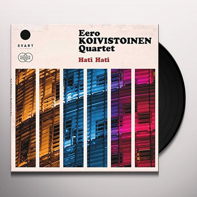 EERO KOIVISTOINEN HATI HATI Vinyl Record - UK Import