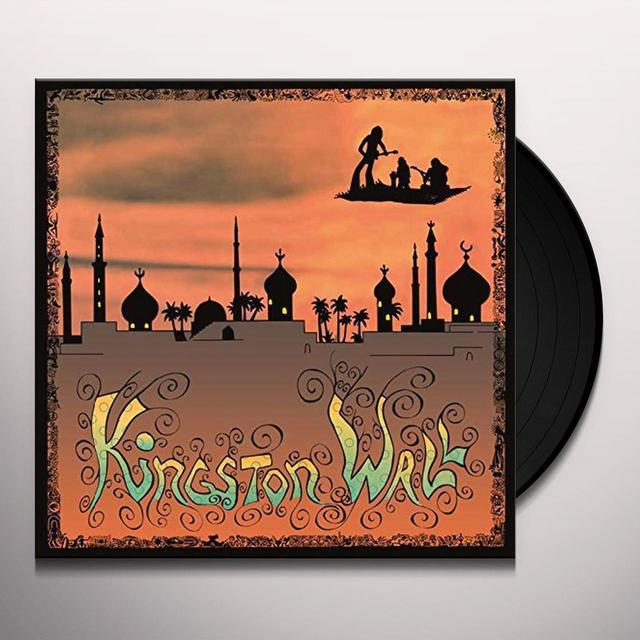 KINGSTON WALL III PART 1 Vinyl Record - UK Import