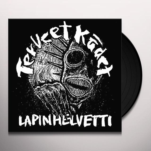 TERVEET KADET LAPIN HELVETTI Vinyl Record - UK Import