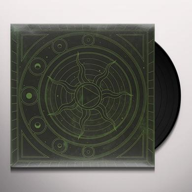 NOCTURNALIA ABOVE BELOW WITHIN (TRANSPARENT GREEN VINYL) Vinyl Record