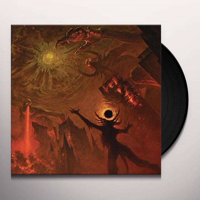 Horn Of The Rhino SUMMONING DELIVERANCE Vinyl Record