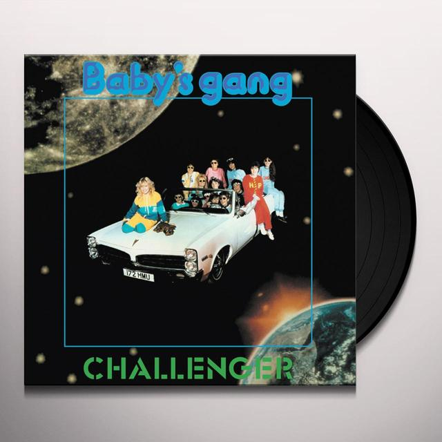 Baby's Gang CHALLENGER Vinyl Record