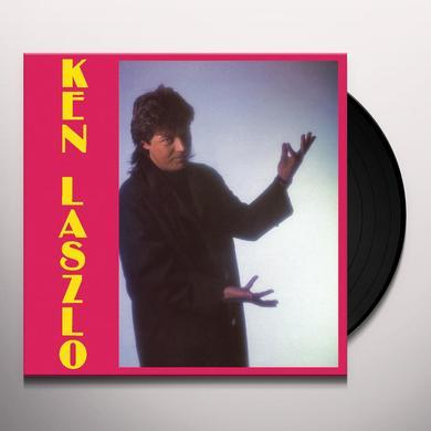 KEN LASZLO Vinyl Record - Italy Import