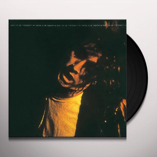 RANCID X VOICES Vinyl Record