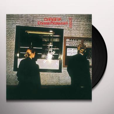 Chrisma CHINESE RESTAURANT Vinyl Record - Italy Import