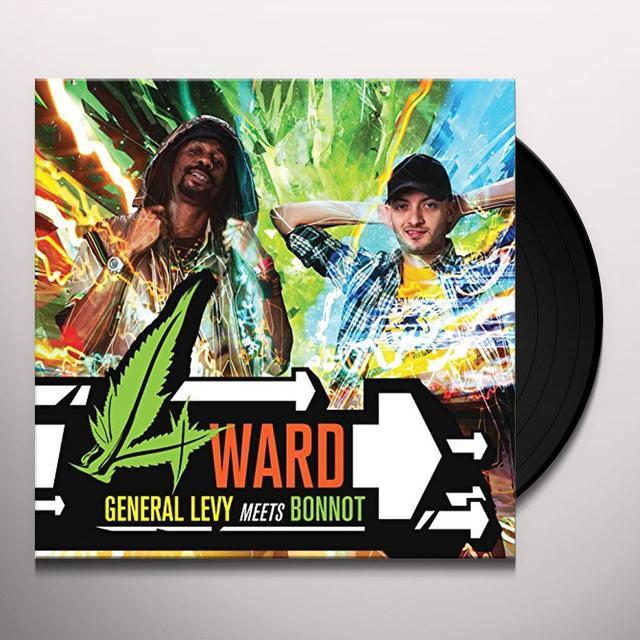GENERAL LEVY & BONNOT 4WARD Vinyl Record - Italy Import