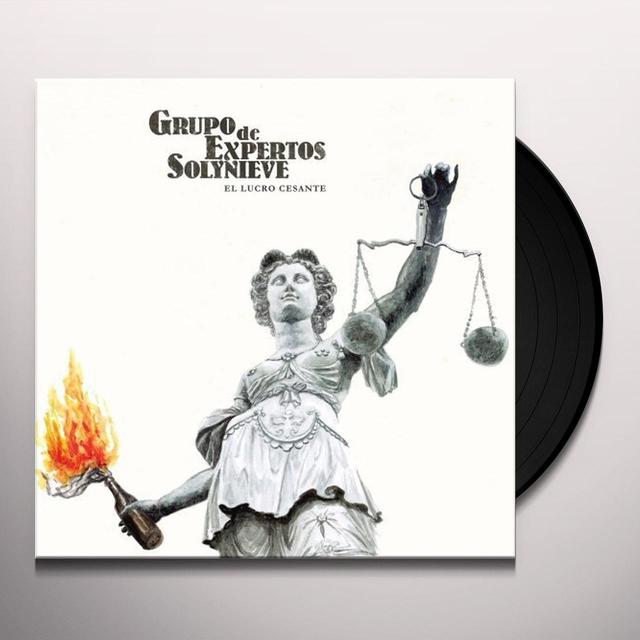 Grupo De Expertos Solynieve LUCRO CESANTE Vinyl Record - UK Import