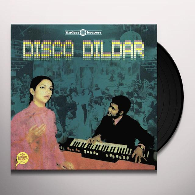 DISCO DILDAR / VARIOUS (UK) DISCO DILDAR / VARIOUS Vinyl Record - UK Release
