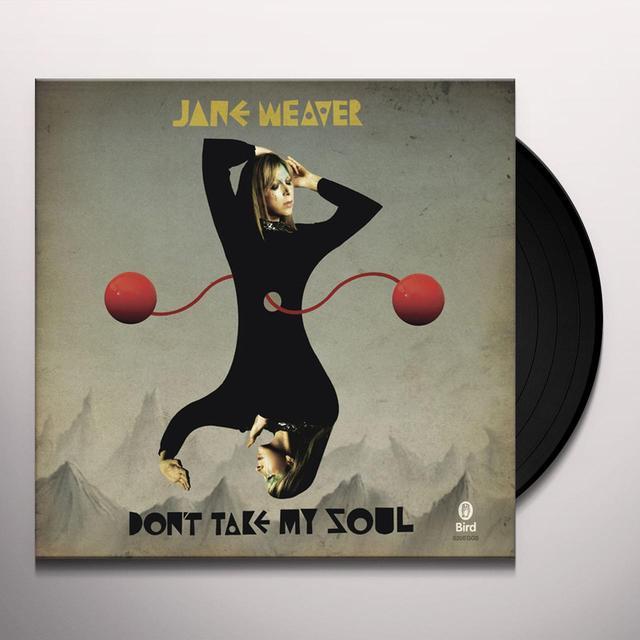 Jane Weaver / Tender Prey DON'T TAKE MY SOUL / UNDISPUTED HEAVYWEIGHT Vinyl Record - UK Release