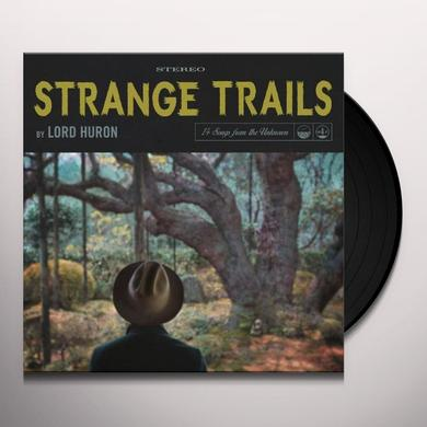 Lord Huron STRANGE TRAILS Vinyl Record - UK Import