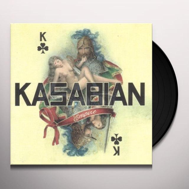 Kasabian EMPIRE Vinyl Record - Holland Import