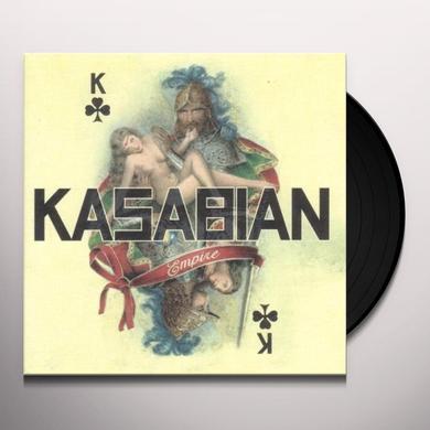 Kasabian EMPIRE Vinyl Record - Holland Import