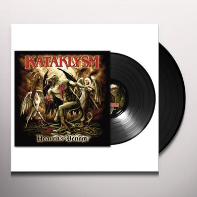 Kataklysm HEAVENS VENOM Vinyl Record - Holland Import