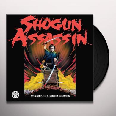 WONDERLAND PHILHARMONIC (GATE) (LTD) (OGV) (RED) SHOGUN ASSASSIN (SCORE) / O.S.T. Vinyl Record