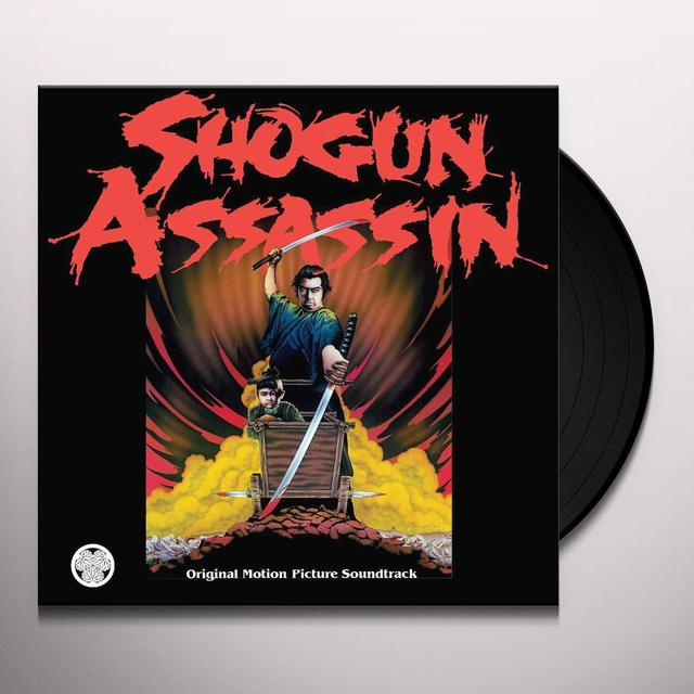 WONDERLAND PHILHARMONIC (GATE) (LTD) (OGV) (RED) SHOGUN ASSASSIN (SCORE) / O.S.T. Vinyl Record - Gatefold Sleeve, Limited Edition
