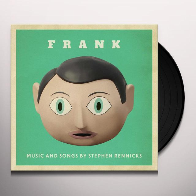 Stephen Rennicks FRANK (SCORE) / O.S.T. Vinyl Record - Black Vinyl, Limited Edition