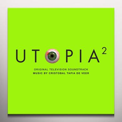 CRISTOBAL TAPIA DE VEER (BONUS TRACKS) (GRN) (DLX) UTOPIA 2 (SCORE) / O.S.T. Vinyl Record
