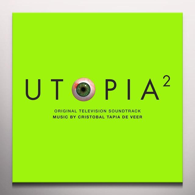 CRISTOBAL TAPIA DE VEER (BONUS TRACKS) (GRN) (DLX) UTOPIA 2 (SCORE) / O.S.T. (BONUS TRACKS) Vinyl Record - Green Vinyl