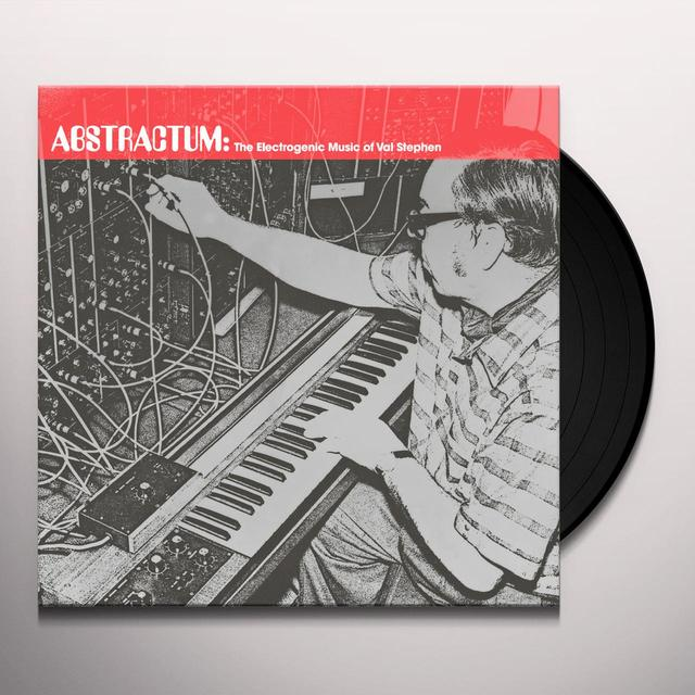 ABSTRACTUM: THE ELECTROGENIC MUSIC OF VAL STEPHEN Vinyl Record