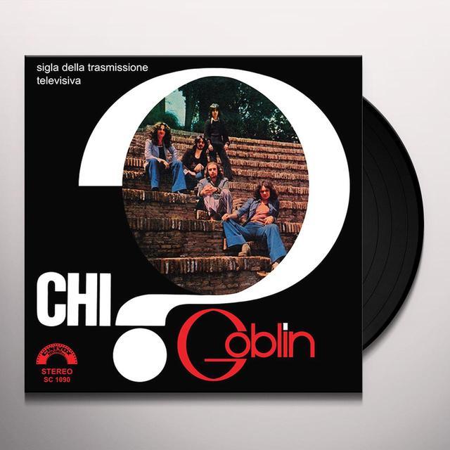 Goblin CHI? Vinyl Record - Limited Edition
