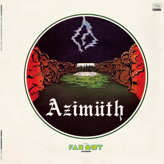 Azymuth AZIMUTH Vinyl Record