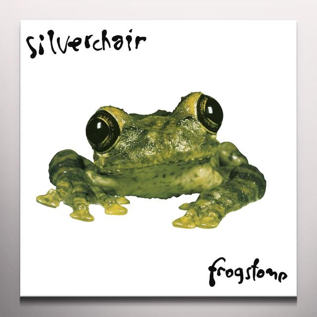 Silverchair FROGSTOMP (20TH ANNIVERSARY) (BONUS TRACK) Vinyl Record - Colored Vinyl