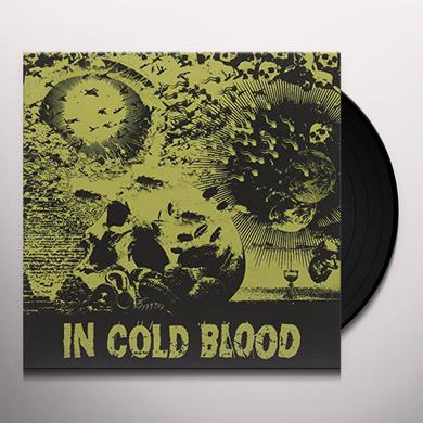 IN COLD BLOOD BLIND THE EYES Vinyl Record