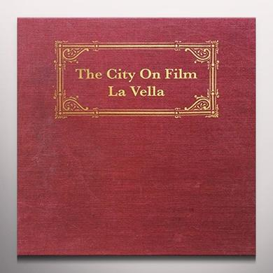 CITY ON FILM LA VELLA Vinyl Record - Colored Vinyl, Digital Download Included