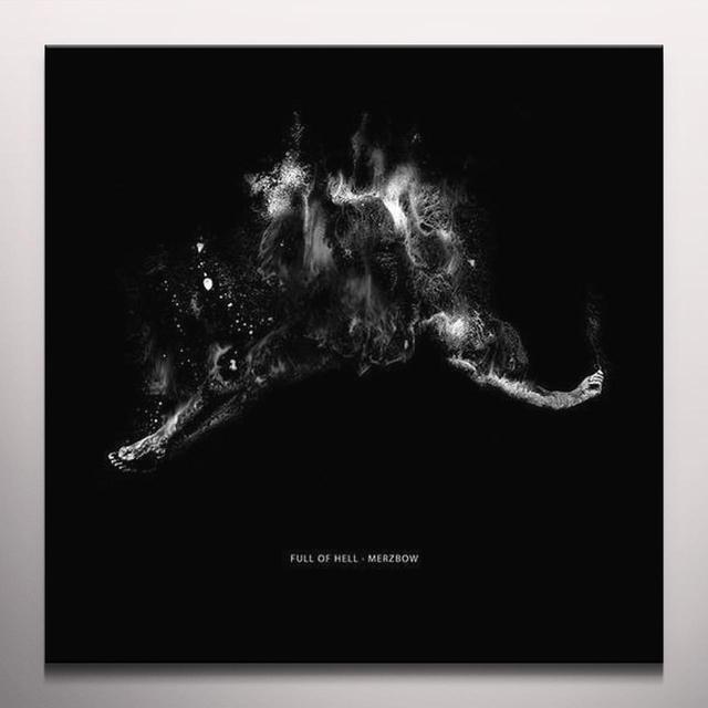 Full Of Hell MERZBOW - SPLIT Vinyl Record - Colored Vinyl