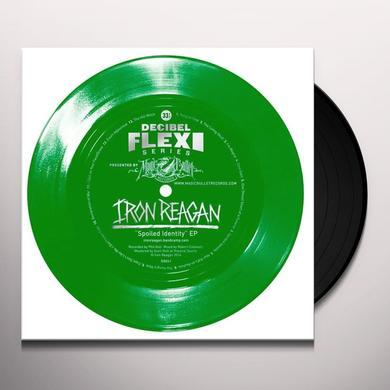 Iron Reagan SPOILED IDENTITY Vinyl Record