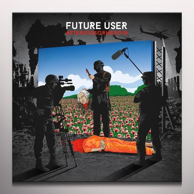 Future User STEROIDSORHEROIN Vinyl Record