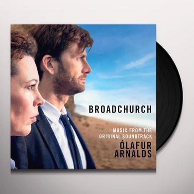Ólafur Arnalds BROADCHURCH / O.S.T. Vinyl Record