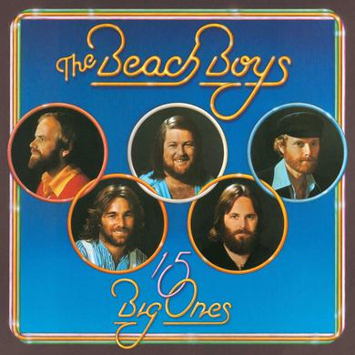 The Beach Boys 15 BIG ONES Vinyl Record